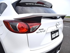 CX-5 - KEEFW - Material: FRP - Colour: Unpainted - cx-5-rear-waist-wing-02