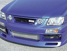 Stagea - WC34 - Front Bumper Spoiler - Construction: FRP - Colour: Unpainted - FDAFK-WC34S2-FBS