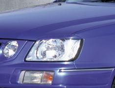 Stagea - WC34 - Eye-Line Garnish (FRP) - Construction: FRP - Colour: Unpainted - FDAFK-WC34S2-ELGF