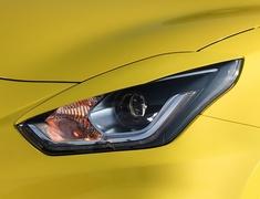 Swift Sport - ZC33S - Eyeline Garnish - Construction: FRP (RG) - Colour: Unpainted - KUHL-ZC33S-EG-RG