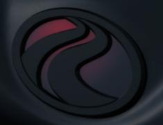 Swift Sport - ZC33S - Front Emblem - Colour: Matte Black / Red Base - KUHL-ZC33S-FE