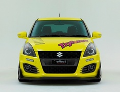 Swift Sport - ZC32S - Material: Carbon - 421012