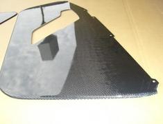Cappuccino - EA11R - Material: Plain Weave Carbon - TC-CDPL-PW