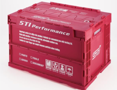 Subaru - Size: 50.1L - Color: Cherry Red - STSG18100090