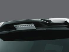Land Cruiser - GDJ150W - Rear Spoiler - Construction: PPE - Colour: Attitude Black Mica: C1 - Colour: Black: C0 - Colour: White Pearl Crystal Shine: A0 - D2644-56210-##