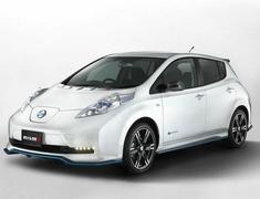 Nismo - Nissan Leaf ZE0 Aero Parts