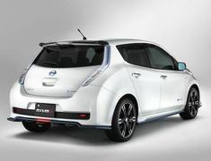 Leaf - ZE0 - Aero Kit - Construction: Carbon/FRP - Colour: Unpainted - 62010-RPZ00-X1