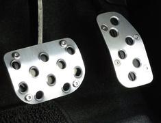 Jimny - JB64W - Colour: Clear Anodized Finish - Material: Aluminum - 4026-06C