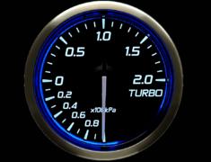 - Type: Turbo - Color: Blue - Diameter: 52mm - Range: -100kPa to 200kPa - DF16001