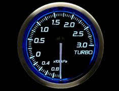 - Type: Turbo Meter - Color: Blue - Diameter: 52mm - Range: -100kPa to 300kPa - DF16101