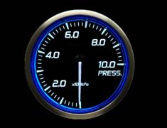 - Type: Pressure - Color: Blue - Diameter: 60mm - Range: 0 to 1000kPa - DF16801