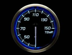 - Type: Temperature - Color: Blue - Diameter: 52mm - Range: 30 to 150C - DF16301