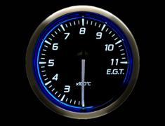 - Type: Exhaust Temperature - Color: Blue - Diameter: 52mm - Range: 200 to 1100C - DF16401