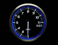 - Type: Exhaust Temperature - Color: Blue - Diameter: 60mm - Range: 200 to 1100C - DF17001