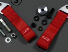 March - K12 - Colour: Red - Length: 10cm - Strength: 3000kg - HPCG-TBK13KAI