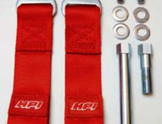 86 - ZN6 - Colour: Red - Length: 10cm - Strength: 3000kg - HPCG-TBZN6