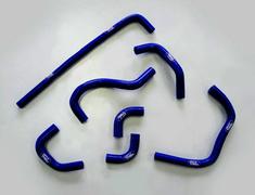 Impreza WRX STI - GRB - Vacuum Hose Kit - Colour: Black - Colour: Blue - Colour: British Racing Green - Colour: Green - Colour: Orange - Colour: Purple - Colour: Red - Colour: Yellow - Pieces: 7 - 40TCS464/STI/V