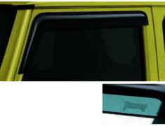 Jimny - JB64W - Door Visor Set - Category: Exterior - 99120-77R01