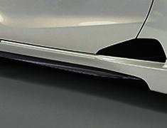S660 - JW5 - Side Spoilers - Construction: PPE - Colour: Unpainted - 70219-XNA-K0S0-ZZ