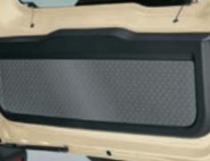 Jimny Sierra - JB74W - Rear Door Inner Garnish - Steel Checkerplate Pattern - Category: Interior - 99158-77R10-002