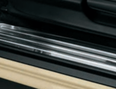 Jimny Sierra - JB74W - Side Sill Scuff Plates - Category: Interior - Colour: Stainless Steel - 99142-77R00