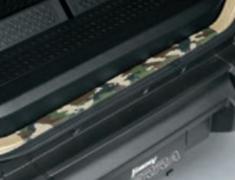 Jimny Sierra - JB74W - Rear Gate Member Garnish - Category: Interior - Colour: Camo - 99158-77R00-001