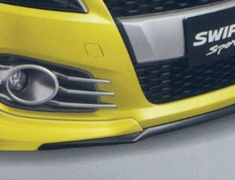 Swift Sport - ZC32S - Front Under Spoiler: ZRZ Boost Blue Pearl Metallic - Category: Exterior - 99000-99064-B1D