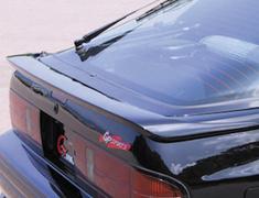 RX-7 - FC3S - Rear Spoiler - Construction: FRP - Colour: Unpainted - GPSG4-FC3S-RS