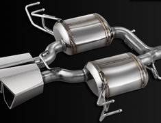 Civic - FK7 - Pieces: 2 - Tail Type: Dual Hexagonal - 18000-XNCD-K0S0