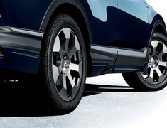 "CR-V - RW1 - Aero & Wheel Set - Front under spoiler, Side garnish, Rear under spoiler & MDR 19"" Wheels - Colour: Crystal Black Pearl (CB) - Colour: Luce Black Metallic (RS) - Colour: Luna Silver Metallic (RN) - Colour: Midnight Blue Beam Metallic (BX) - Colour: Platinum White Pearl (PZ) - Colour: Premium crystal Red Metallic (RM) - 68900-XNK-K0SY"