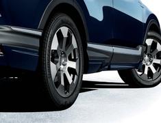 "CR-V Hybrid - RT5 - Aero & Wheel Set - Front under spoiler, Side garnish, Rear under spoiler & MDR 19"" Wheels - Colour: Crystal Black Pearl (CB) - Colour: Luce Black Metallic (RS) - Colour: Luna Silver Metallic (RN) - Colour: Midnight Blue Beam Metallic (BX) - Colour: Platinum White Pearl (PZ) - Colour: Premium crystal Red Metallic (RM) - 68900-XNK-K1SY"