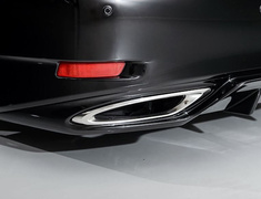 GS250 - GRL11 - Rear Under Diffuser Type I - Construction: FRP - Colour: Unpainted - AIMPVIP-GSE-RUDTI