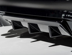 GS250 - GRL11 - Rear Under Diffuser Type II - Construction: FRP - Colour: Unpainted - AIMPVIP-GSE-RUDTII