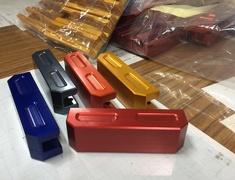 Universal - Long Type - Color: Blue - Color: Gold - Color: Gunmetal - Color: Orange - Color: Pink - Color: Purple - Color: Red - SN-JUA-L