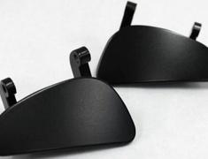 RX-7 - FD3S - Material: Aluminum - Color: Matte Black - RM-FDADH-MB