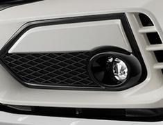 Civic Type R - FK8 - Front Bumper Garnish - Construction: ABS - Colour: Brilliant Sporty Blue Metallic (BT) - Colour: Championship White (CW) - Colour: Crystal Black Pearl (CB) - Colour: Flame Red (FR) - 62600-XNCF-K0S0-##
