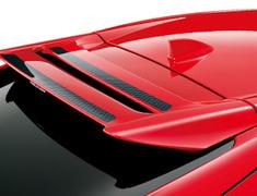 Civic Type R - FK8 - Tailgate Spoiler - Construction: FRP - Colour: Unpainted - 84112-XNCD-K0S0