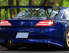 78Works - S15 Silvia Fiber Full LED Tail Lamps