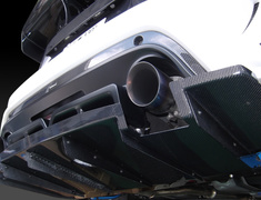 86 - ZN6 - Rear Diffuser for VARIS Bumper - Construction: Carbon - VATO-104