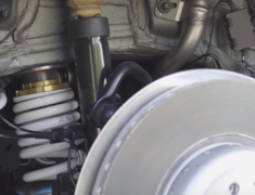 Supra A90 RZ - DB42 - Front Spring: 4.3kgf/mm - Rear Spring: 11.9kgf/mm - 80280-AT001