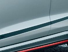Corolla Touring - NRE210W - Side Garnish - Construction: PVC - MS316-12003