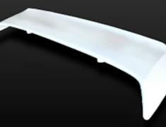 180SX - RS13 - Rear Spoiler (Type 1) - Construction: FRP - Colour: Unpainted - GCOR-F180SXT1-RS