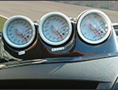 Sexy Style - Carbon Meter Panel