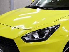 Swift Sport - ZC33S - Color: Champion Yellow - Z33S-EL-ZFT
