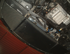 Skyline GT-R - BCNR33 - Diffuser - Material: Carbon Plain Weave - Type: Type 1 - DF-CP-T1