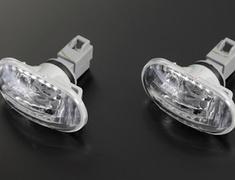REIZ - Crystal Side Markers