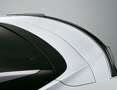 LC500 - URZ100 - Rear Spoiler - Construction: Resin(PPE) - Colour: Black (212) . . . C0 - Colour: Graphite Black Glass Flakes (223) . . . C2 - Colour: White Nova Glass Flake (083) . . . A1 - MS342-11001-##