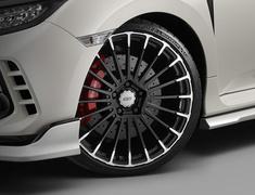Mugen - Aluminum Wheel MDCF