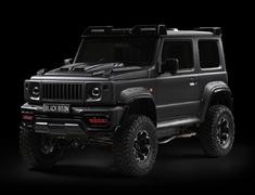 Wald - Jimny Sports Line Black Bison Edition Aero Parts