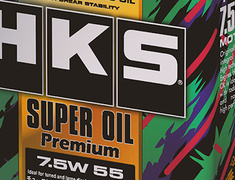 HKS - Super Oil Premium